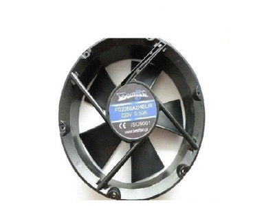 Ventilátor 220x60 230V pohon-krb na krb