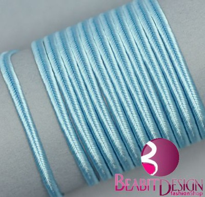 Sutasz niebieski (65) -2metry (PEGA 1705) SOUTACHE