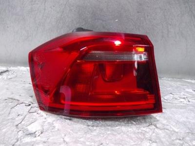 VW GOLF 7 VII SPORTSVAN lampa tylna tył lewa