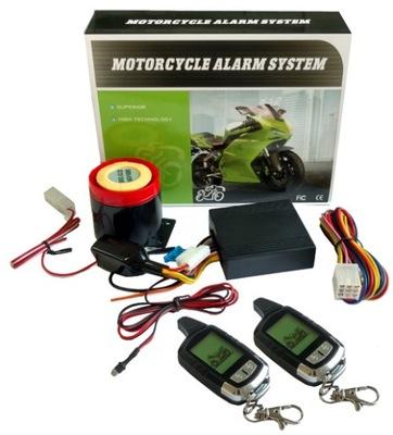 UPOZORNENIE na Alarm, diaľkové ovládanie LCD displej, NASTAVENIE CITLIVOSTI