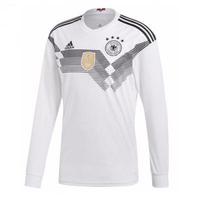 54c80ba1c Koszulka adidas Niemcy Home Authentic S - 6889952414 - oficjalne ...
