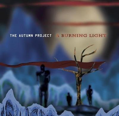 THE AUTUMN PROJECT -A BURNING LIGHT CD Mogwai Isis