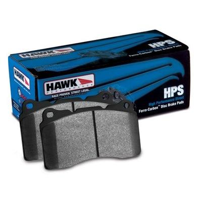 КОЛОДКИ HAWK HPS ПЕРЕД HONDA CIVIC TYPE R, S2000, фото