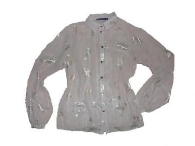 Atmosphere Bluzeczka Mgiełka w Motyle roz 38