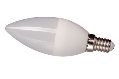 Лампа LED E14 SMD 2835 ТЕПЛО 400lm 4W Свеча