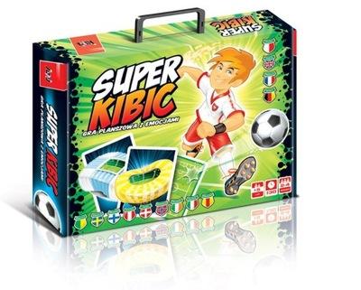 SUPER KIBIC - FIFA 2015 - EDUKACYJNA GRA PLANSZOWA