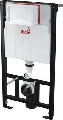 Montážny rám pre závesné WC - ALCAPLAST AM101 / 1000 TYP ZAPOJENIA STREŠNÉHO TEPLA GEBERIT