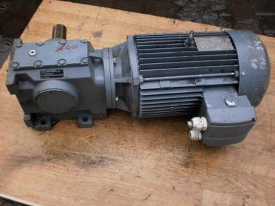 silnik elektryczny 4 kw motoreduktor 190 i 96 2bie
