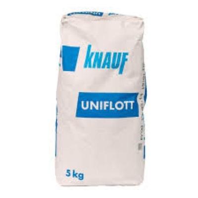 UNIFLOTT UNIFLOT Гипс 5кг KNAUF Масса ГИПСОВАЯ