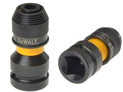 Adaptér pre vplyv na závitníky DeWalt 1/2 1/4 DT7508