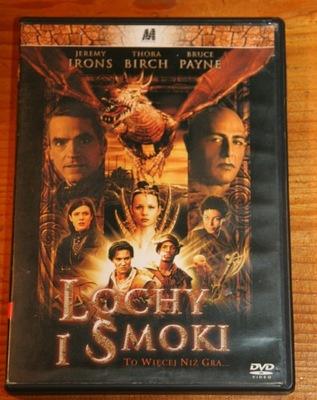 LOCHY I SMOKI     DVD