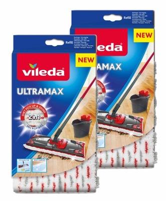 вклад для Сс Vileda Ultramax Ultramat 2 штуки