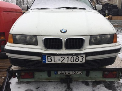 BMW E36 listwy zderzaka przod prawa