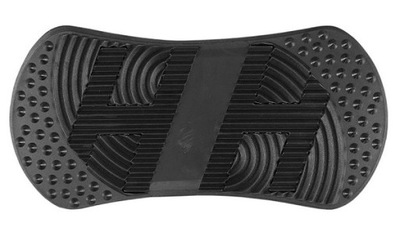 3M podložky sneh snowboard black
