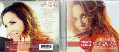 Helene Segara TOUT COMMENCE AUJOURD'HUI   2014  CD