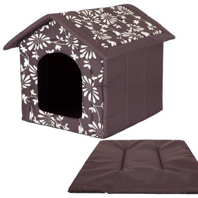 буде + подушка для Собаки, Домик Hobbydog -R1: 38x38