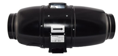 Wentylator kanałowy TT SILENT M-160 555m3/h