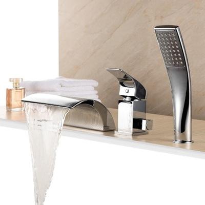 Set do kúpeľne a WC - KÚPEĽŇA KÚPEĽŇA KÚPEĽŇOVÝ EFFECT WATERFALL EFFECT v2