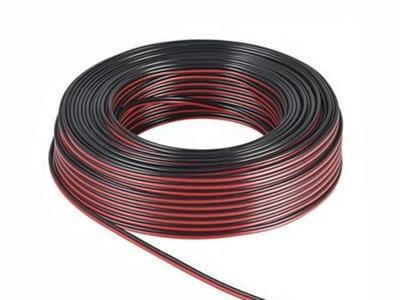Кабель | Провод 2 жильный кабель ??? лент LED 1mb | 2x0,5