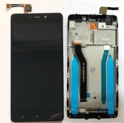 Xiaomi Redmi 4 Pro  LCD digitizer Ramka 3 kolory