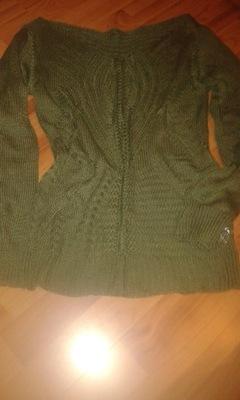 ażurowy sweterek damski NOWY