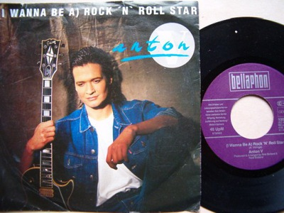 ANTON V - ROCK 'N' ROLL STAR - THIS COULD BE MY