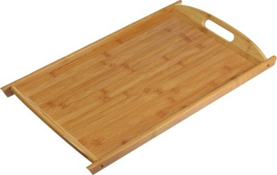 Taca bambusowa kuchenna duża 50 x 36 cm [4983]
