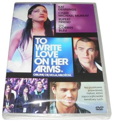 DVD - Obejmę Cię moją miłością -K. Dennings -FOLIA