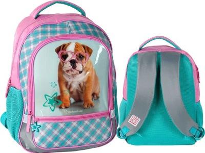 Školské tašky - RACHAEL HALE BATOH ŠKOLA pes PES PES
