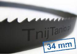 Kapela pílového kotúča TnijTanio PROFIL 34 x 1.1 x 4780