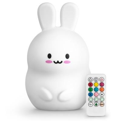 лампа Ночная LED Кролик пилот зарядка USB
