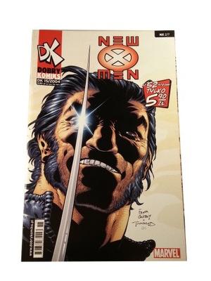 NEW X-MEN 15/2004 DK