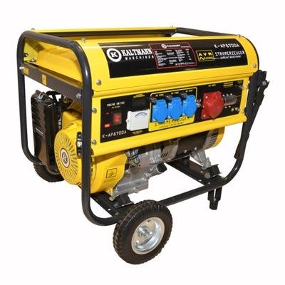 Приводимый в действие генераторная установка Kaltmann GERM 7200W K -AP8700A