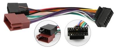 ISO Autoradio Adapter SONY DSX-A30UI DSX-A40UI DSX-A42UI DSX-A50BT ...
