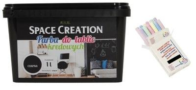 Краска массива для таблиц Space Creaction 1л +мел