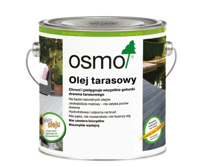 Осмо 014 Массарандуба - масло на террасы 2 ,5 L