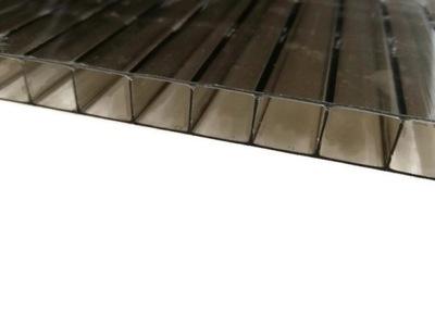 10 mm polykarbonátu Komora 2100x3500mm DYMIONY BRONZ