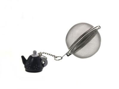 заварка для чая , трав, шар 5 см,сито