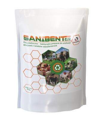 Sanibent ГР 3 кг ферменты бактерий разлагается gnojowic