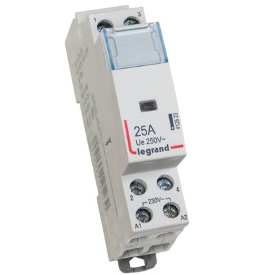 stycznik Legrand SM425 25A 230V 2Z modułowy 412523