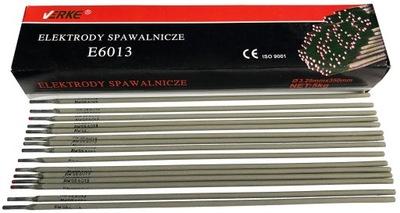 VERKE ZVÁRACIE ELEKTRÓDY 3.25 mm 2,5 kg RUTYLOWE