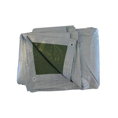 Krycia plachta - Celta - Sklon 6x12 striebornozelená plachta 130g / m2