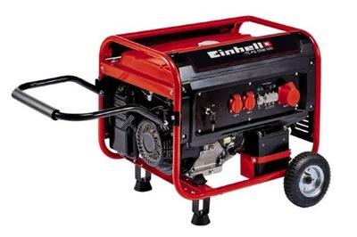 Generátor, príslušenstvo pre generátor - EINHELL POWER GENERATOR TC-PG 5500 5500W
