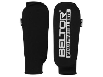 BELTOR Chrániče teľa Elastické, veľkosť L