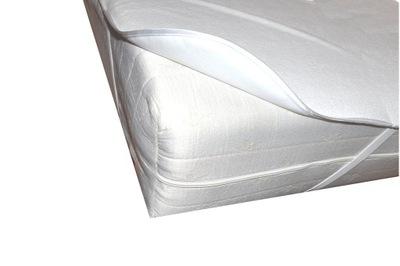 Podložka na matrac - OCHRANIACZ NA MATERAC PODKŁAD 80x160 WODOODPORNY