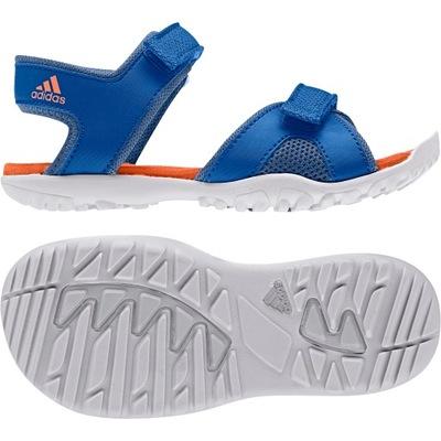 sandały sandałki dziecięce adidas r 33 CM7646