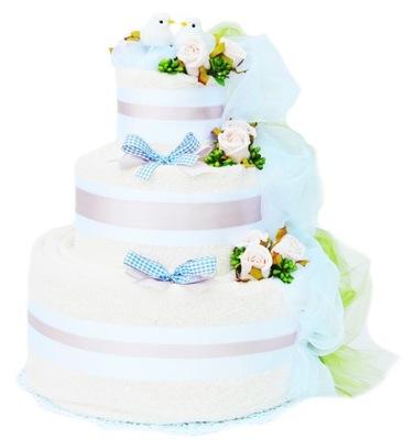 Uterák tortu Darček na Svadbu 50 Výročie Svadby