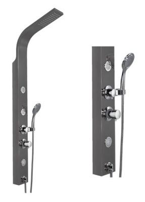 Sprcha - Sprchový panel Rio 140x13