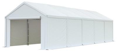 палатка гараж складское 4x10m
