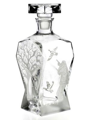 Графин ??? виски бренди подарок для охотника (3 )